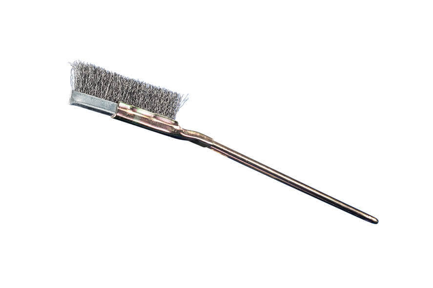 Industrial Wire Brush - SIT 1790 Slim Hand Brush Steel Fill