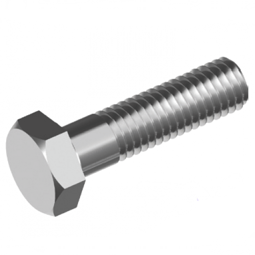 M6 x 30 304 Stainless Steel Hex Bolt - Box of 100