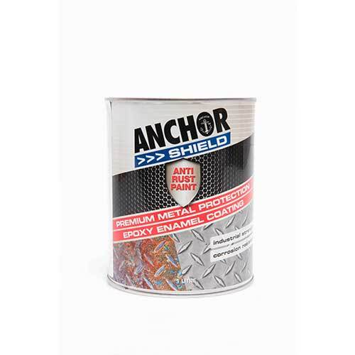 Anchor Shield Paint Blue 1L