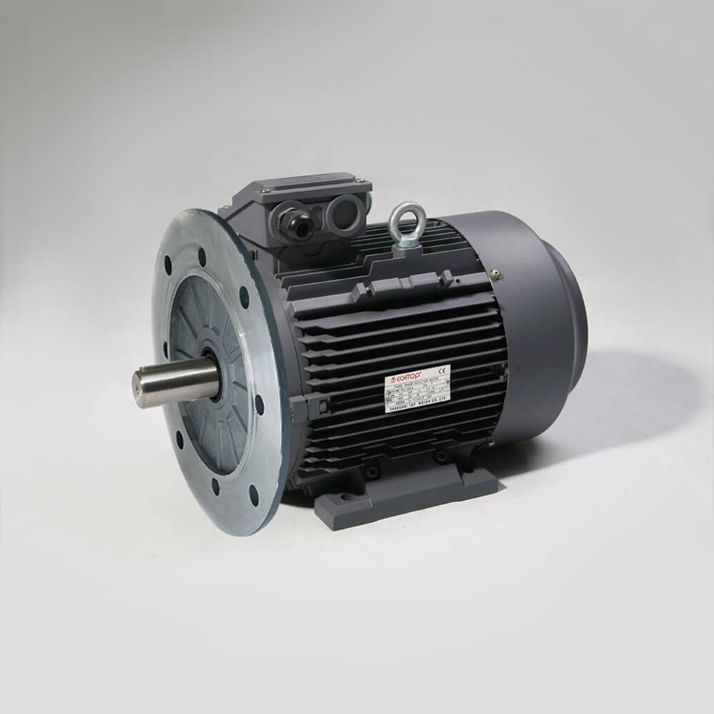 TechTop 1.1 kW Motor 415V 3 Phase 2 Pole, 2880 RPM, Foot & Flange TA2B0114TAI - AIMS Industrial Supplies