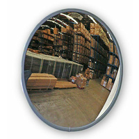 Safety Convex Mirror -  Round Indoor 800 mm Acrylic