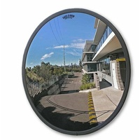 Safety Convex Mirror -  Round Outdoor 600 mm Acrylic