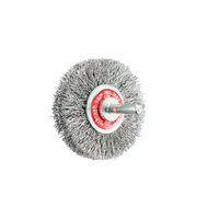 Industrial Wire Brush - SIT 216 Crimped Circular Brush 75mm x 7mm