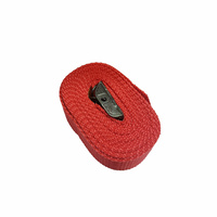 Fasty Strap Lashing Strap 2.5m x 25mm Red