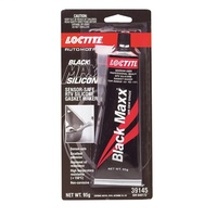 Loctite 598 Black Maxx High Performance RTV Silicone Gasket Maker 95g