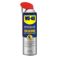 WD-40 High Performance Silicone Lubricant Smart Straw 400ml (300g)