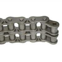 "KCM 10B-2 Roller Chain Duplex Strand 5/8"" Pitch - Box of 10 Foot"