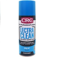CRC Aerosol Lectra Clean Electric Motor & Equipment Cleaner 400g