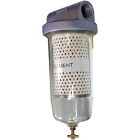 Macnaught Fuel Filter Assembly - 10 micron HA1S-01