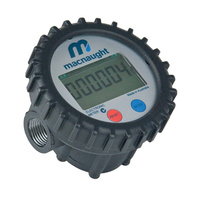 "Macnaught Electronic Oil Meter - 1/2"" IM012E-01"