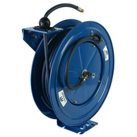 Macnaught Metal Hose Reel with 9mm x 20m Hose MAS1020-01