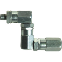 "Macnaught ""Z"" Type 360 Degree, High Pressure Grease Swivel ZSB"