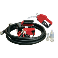 Lubemate 12V Diesel Pump Kit - Automatic Nozzle L-FPA12V