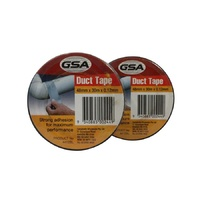 GSA Duct Tape Silver 0.12mm - 48mm x 30m