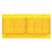 Master Lock Tag Centre / Tag Station (Unfilled) Holds 150 Lockout Tags