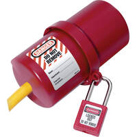 Master Lock Rotating Electrical Plug Lockout