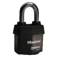 Master Lock 6125K Padlock Steel With Keyway Cover 61mm