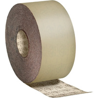 Klingspor Sandpaper Roll Stearated B-Paper 240 Grit 100mm x 50000mm 160282