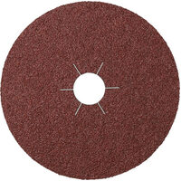 Klingspor Fibre Disc Aluminium Oxide 100 Grit 100mm x 16 Box of 25 65739