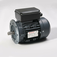 TechTop 0.06 kW Motor 240V 1 Phase 4 Pole, 1360 RPM, Flange Mount TA4A0067TMY