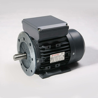 TechTop 3kW Motor 240V Single Phase 4 Pole, 1440 RPM, Foot & Flange