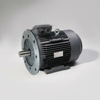 TechTop 0.12 kW Motor 415V 3 Phase 2 Pole, 2700 RPM, Foot & Flange TA2A0128TAI