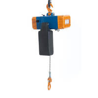 Pacific Porta Hoist 500kg x 6m + #2 Bucket