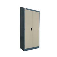 Ezylok Slope Top Factory Cupboard (4 Shelves, 2 Keys) - 822002