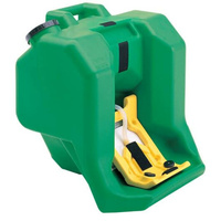 Gravity Fed Portable Eyewash with Wall Mounting Bracket 60 Litre