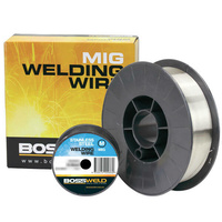 Bossweld MIG Wire Stainless Steel  x 1.2mm (15kg Spool)