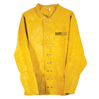 Bosssafe Leather Welder's Jacket (Medium)