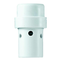 Bossweld Binzel Style BZ36 Gas Diffuser White (Pack of 2)