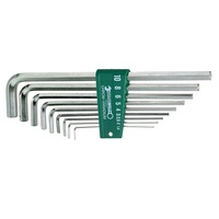 Hex Key Allen Wrench Metric  9-Piece Set, Long Series  (705354)