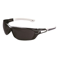 Mack Duo Safety Glasses Smoke, One Size Fits All - Pack of 12