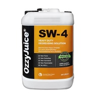 Smartwasher Ozzyjuice Sw-4 Heavy Duty Degreasing Solution- 20L