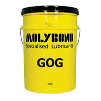 Molybond GOG Anti-seize compound and Drill Coupling Lubricant- 20kg