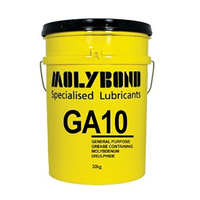 Molybond GA10 Multipurpose Extreme Pressure Grease - 20kg