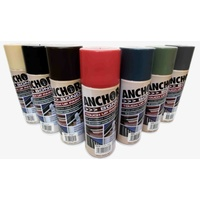 Anchor Bond Acrylic Touch-Up Aerosol Paint 300g