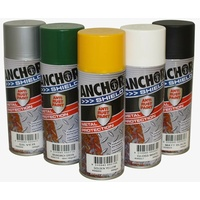 Anchor Shield Metal Protection Anti-Rust Aerosol Paint 300g