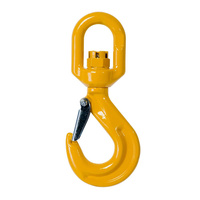 Beaver Grade 80 Eye Swivel Hook w/ Safety Latch (2 Tonne to 8 Tonne)