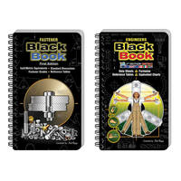 Black Book Set of Two - Engineer's & Fasteners