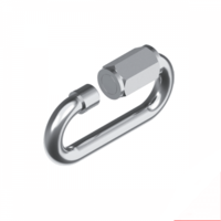 Quick Link Chain Link - 316 Stainless Steel