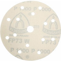 Klingspor Al. Oxide Hook & Loop Sanding Disc for Paint, Filler FP73WK