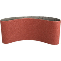 Klingspor Aluminium Oxide Short Sanding Belt for Wood, Metals LS309XH