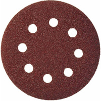 Klingspor Al. Oxide Hook and Loop Sanding Disc for Wood, Metals PS22K