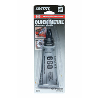 Loctite 660 Quick Metal High Strength Retaining Compound