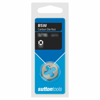 Sutton M447 BSW Die Nut - Carbon Steel