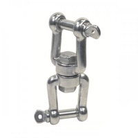 Jaw-Jaw Swivel - 316 Stainless Steel
