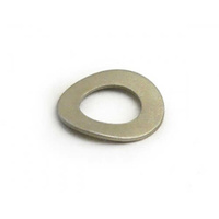 Metric Curved Washer - 304 Stainless Steel