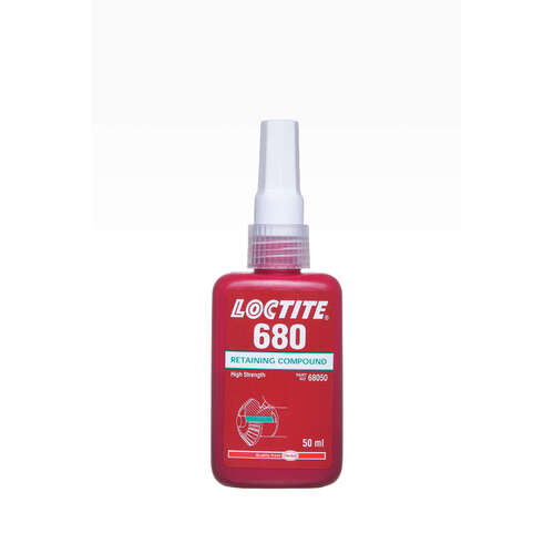 Loctite 680 High Strength Retaining Compound 50ml